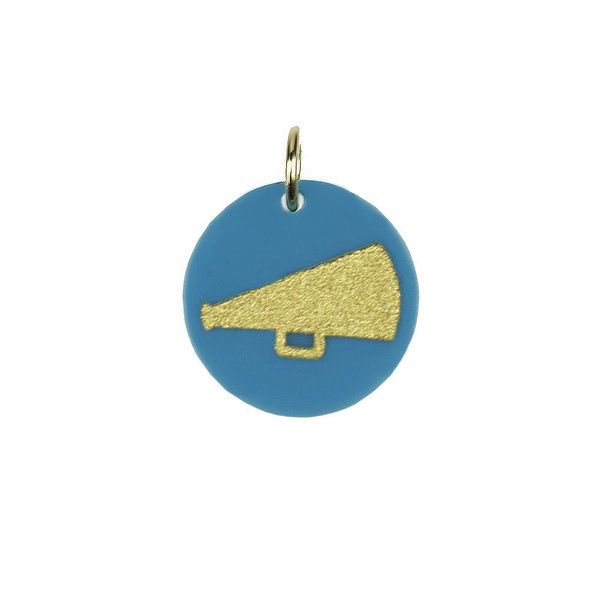 Charm Eden Megaphone Charm by Moon and Lola