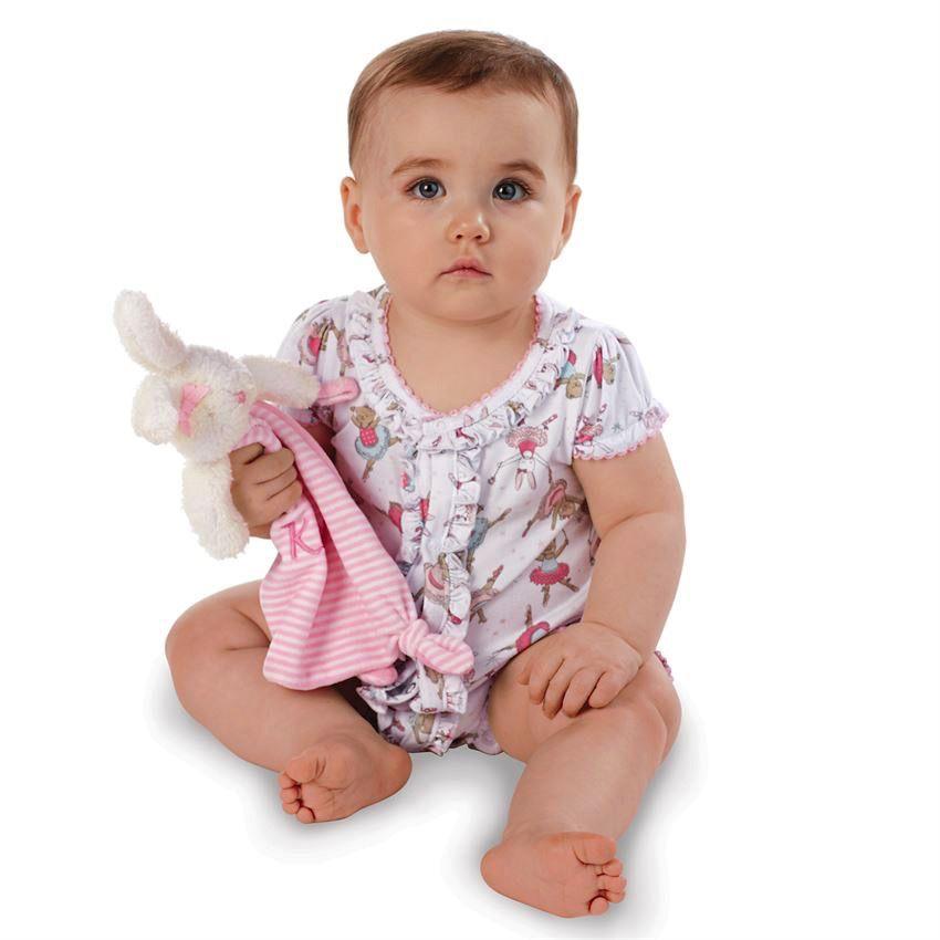 Monogrammed Cuddlers