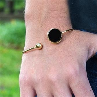 Bracelet Monogrammed Enamel Bracelet