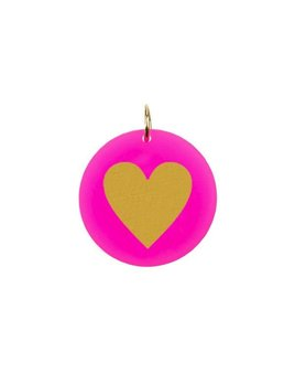 Charm Eden Heart Charm by Moon and Lola