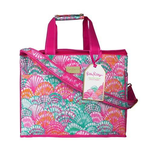 Cooler Lilly Pulitzer Insulated Beach Cooler