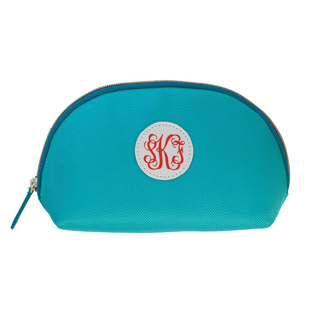 Cosmetic Bag Monogrammed Makeup Bag