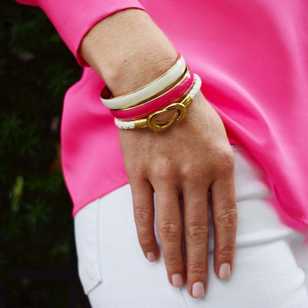 Bracelet Enamel Twiggy Cuff by Fornash Designs