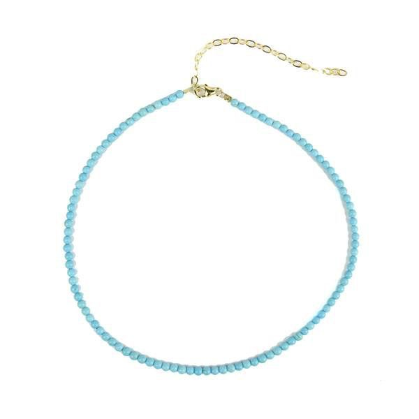 Necklace Rhea Choker Necklace by Moon and Lola