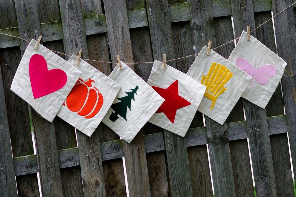 Pillow Interchangeable Pillow Panels by Nora Fleming