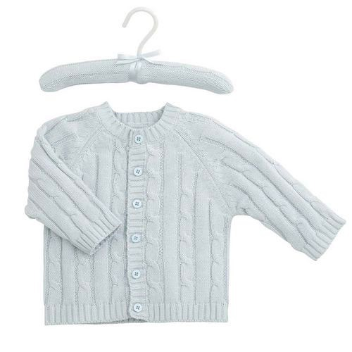 Baby Clothing Classic Super Pastel Cable Sweater