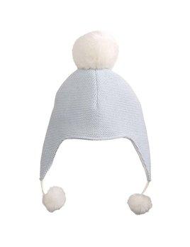 Hat Aviator Hat Pom Pom Hat