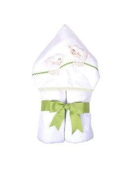 Towel White Lamb Everykid Towel
