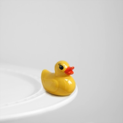 Minis Attachment Nora Fleming Minis - Rubber Ducky