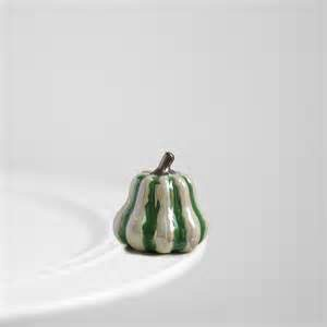 Minis Attachment Nora Fleming Minis - Green Squash