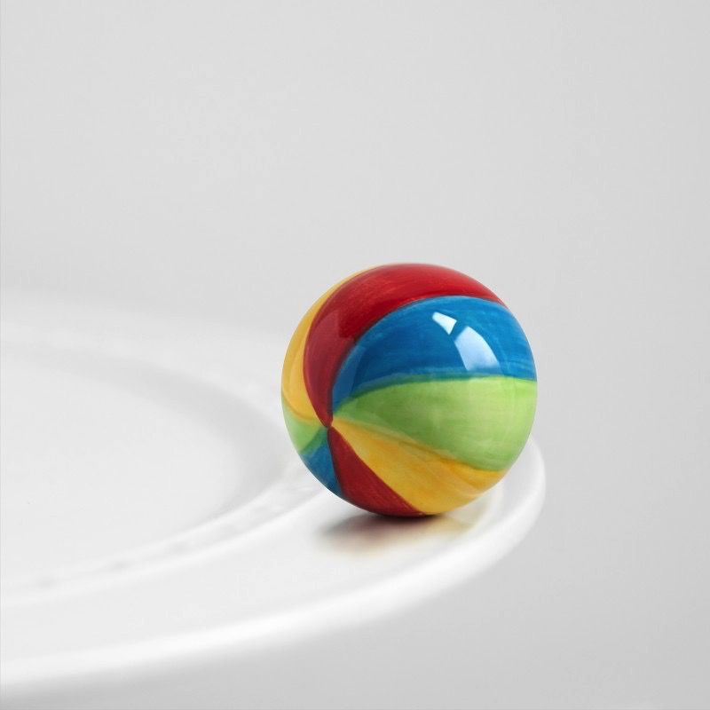 Minis Attachment Nora Fleming Minis - Beach Ball