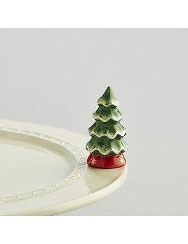 Minis Attachment Nora Fleming Minis - Christmas Tree