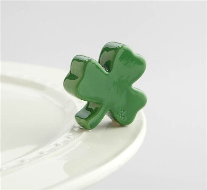 Minis Attachment Nora Fleming Minis - Shamrock