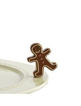 Minis Attachment Nora Fleming Minis - Gingerbread Man
