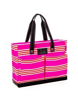 Tote Bag Uptown Girl by Scout, Red Line