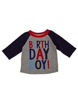 T-Shirt BIrthday Boy T-Shirt and Cape Set - #1