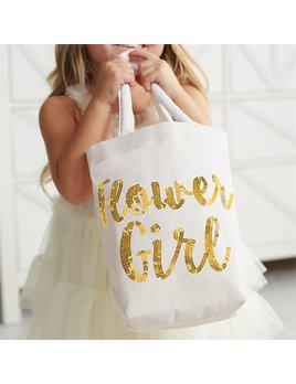 Tote Flower Girl Dazzle Tote