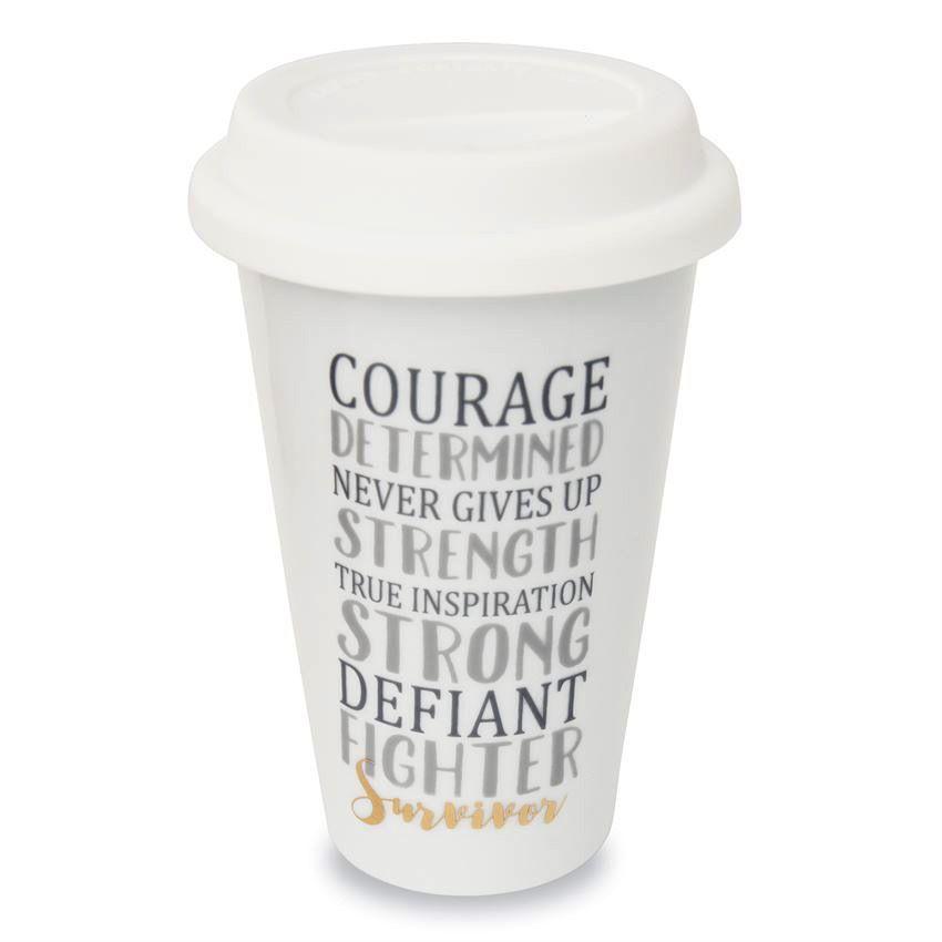Pazitive 10oz Travel Mugs