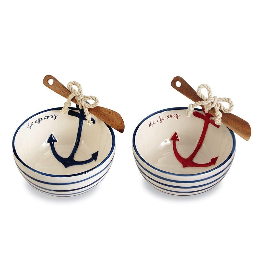 Bowl Anchor Dip Bowl Set