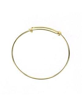 Bracelet Gold Plated Charm Bracelet