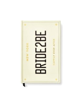 Bridal Notebook Bride 2 Be by Kate Spade