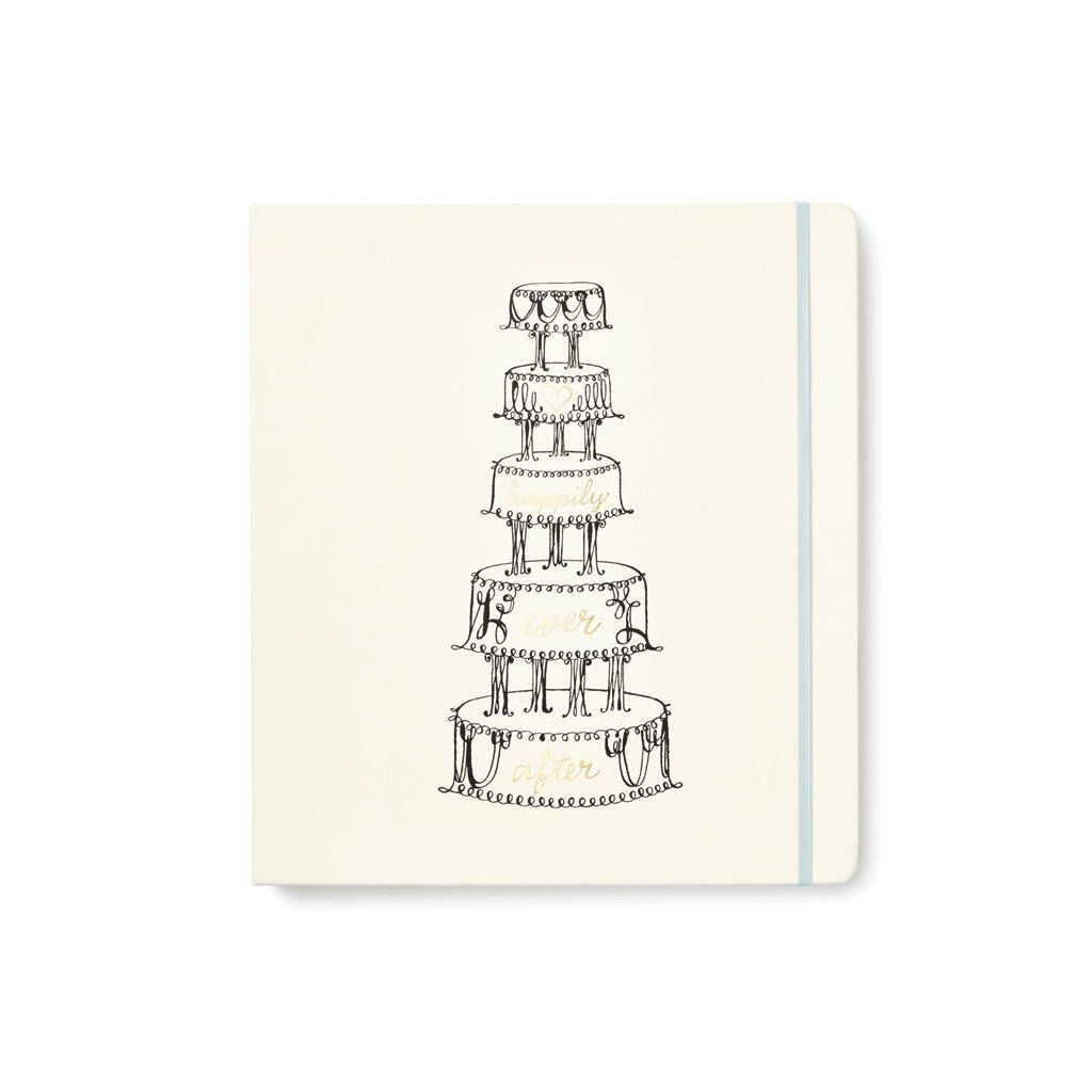Bridal Planner - Happily Ever After by Kate Spade