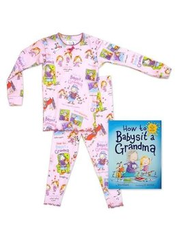 Clothing How to Babysit a Grandma Pajamas