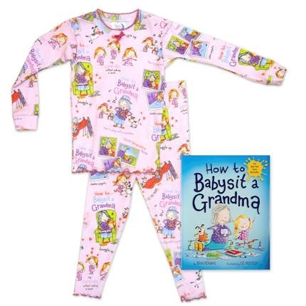 Clothing How to Babysit a Grandma Pajamas