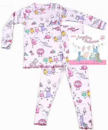 Clothing Angelina Balleria Pajamas
