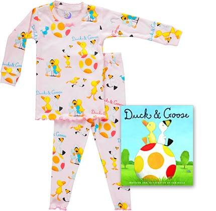 Clothing Duck and Goose Pajamas
