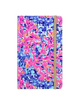Lilly Pulitzer Journal - Coco Coral Crab