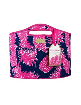 Cooler Lilly Pulitzer Beverage Bucket - Flamenco