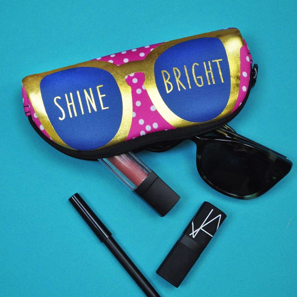 Pouch Zipper Pouch - Shine Bright