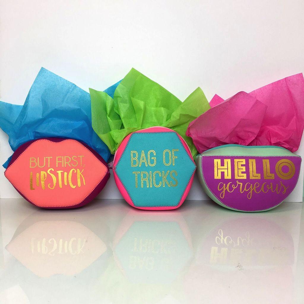 Cosmetic Bag Make Up Bag - Bag of Tricks