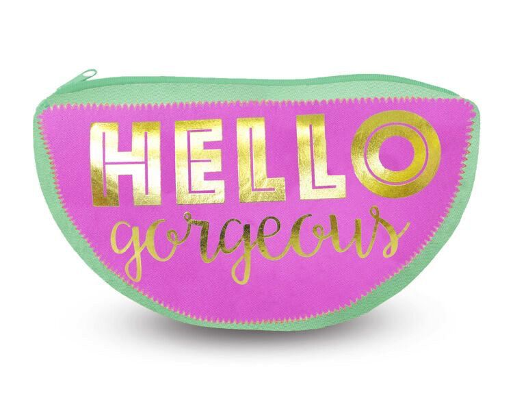 Cosmetic Bag Make Up Bag - Hello Gorgeous