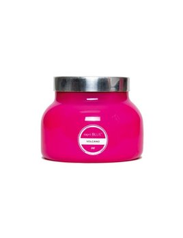 Volcano - Pink Signature Jar Candle