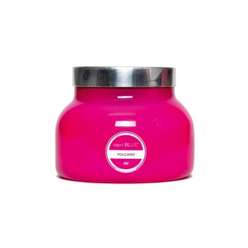 Capri Blue Volcano - Pink Signature Jar Candle