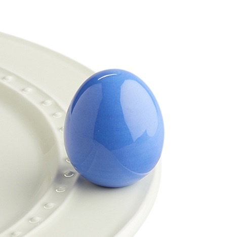Minis Attachment Nora Fleming Minis - Periwinkle Egg