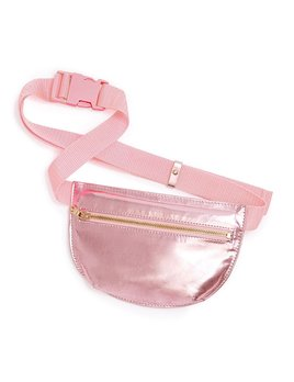 Pouch ban.do Swag Bag - Metallic Rose