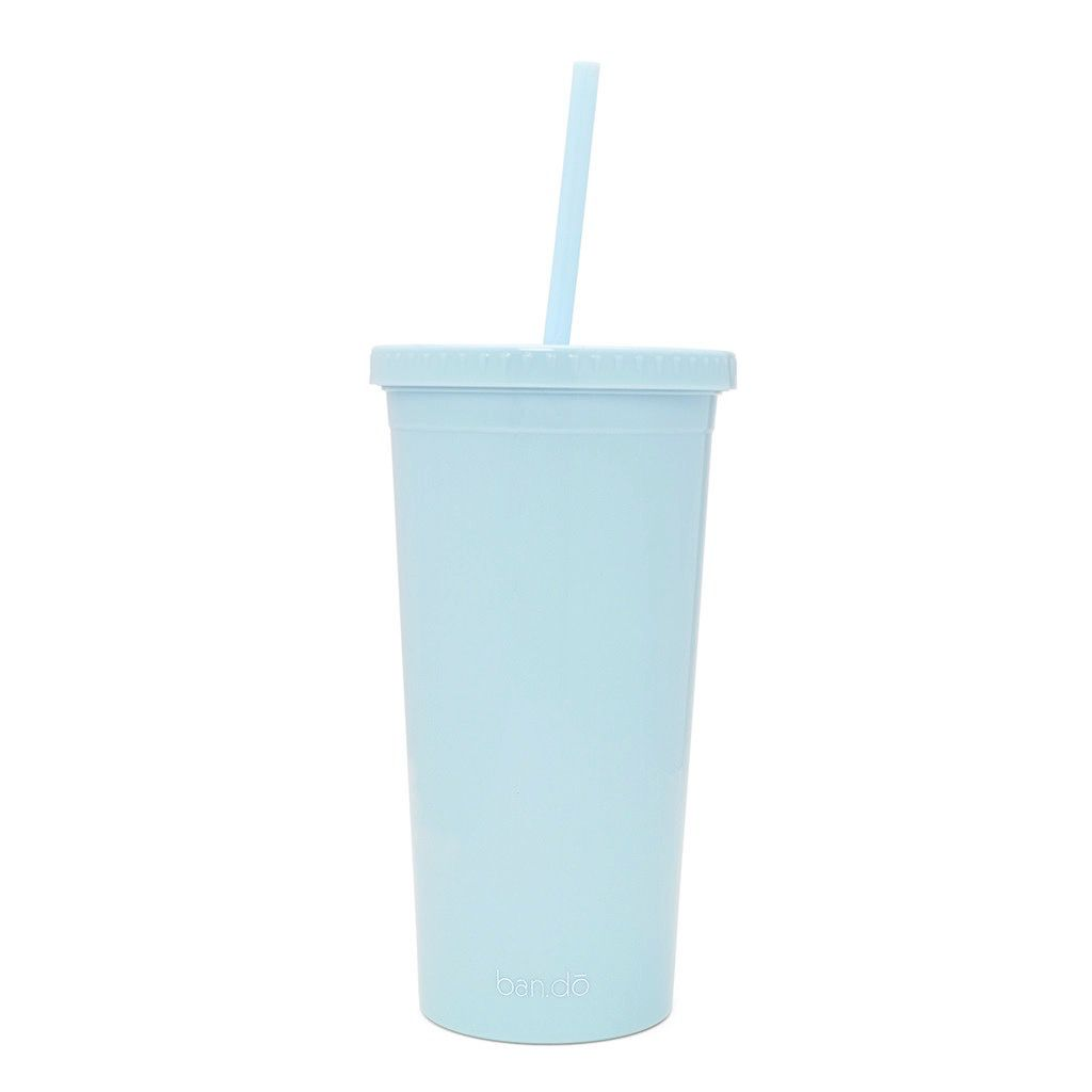 Tumbler ban.do Sip Sip Tumbler with Straw -I Am Very Busy
