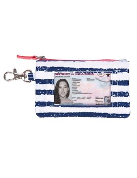 Wristlet IDKase by Scout, Chalk the Line