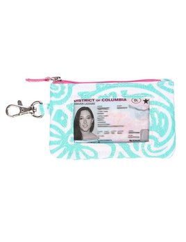 Wristlet IDKase by Scout, Seaglass
