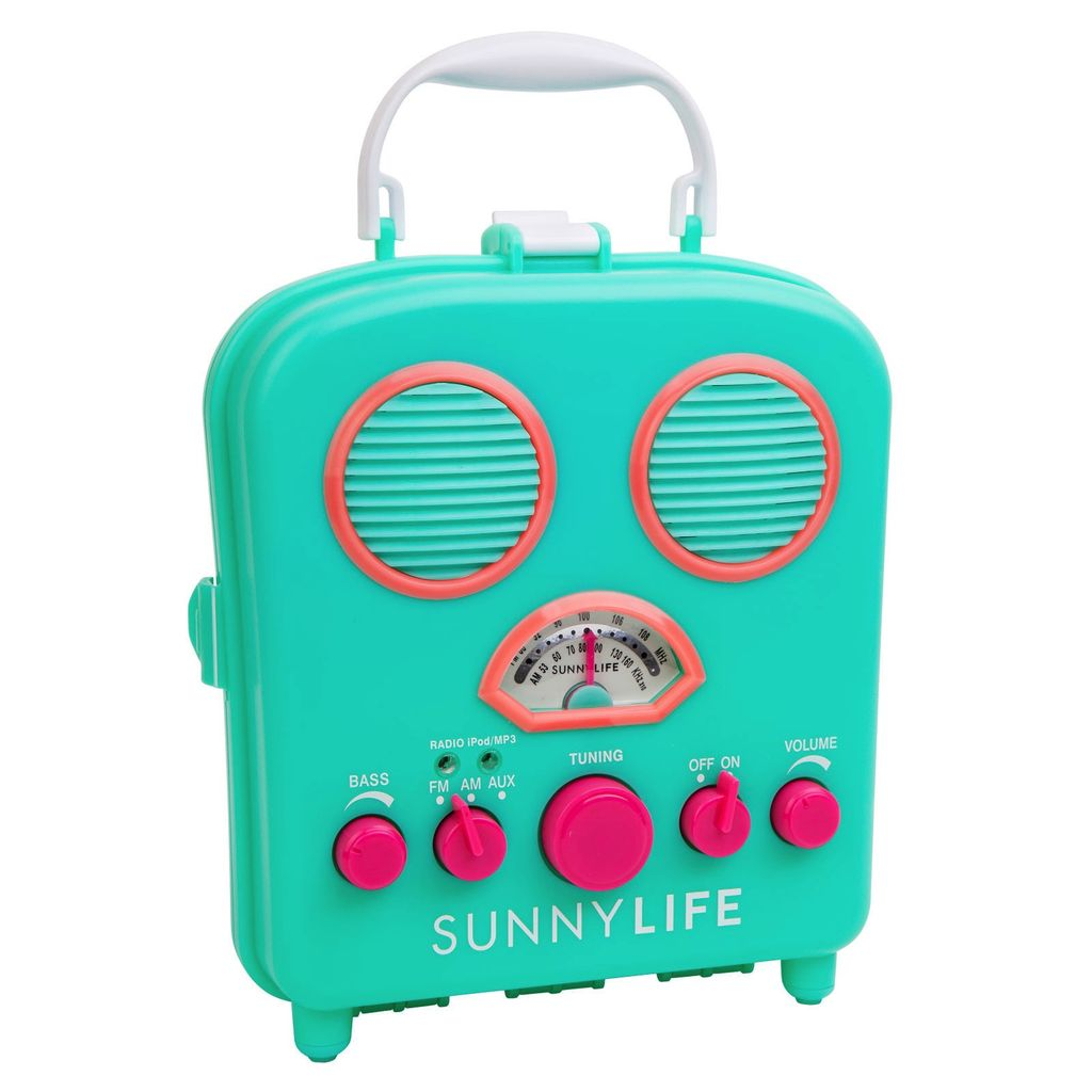Sunnylife Beach Sounds - Turquoise
