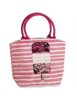 Tote Popsicle Sequin Tote