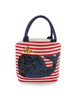 Tote Boathouse Whale Tote