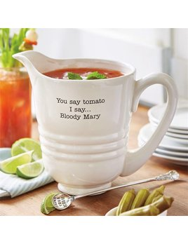 Pitcher Bloody Mary Pitcher Set
