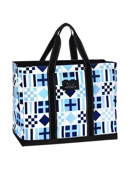 Tote Bag Original Deano by Scout, Rock the Boat