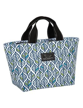 Lunch Tote Nooner by Scout,Huckleberry Blue