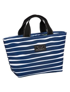 Lunch Tote Nooner by Scout, Midnight Matisse