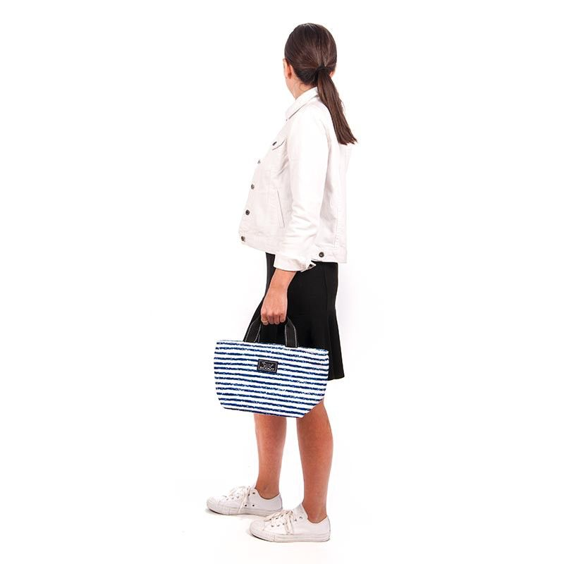 Lunch Tote Nooner by Scout, Chalk the Line